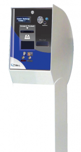 Credit Card only Pay Station, CPS-30